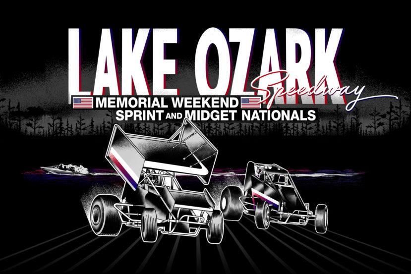Lake Ozark Speedway Memorial Weekend Sprint and Midget Nationals